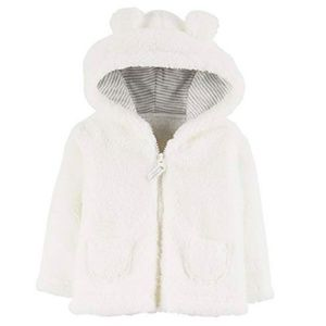 Other - Cute Bear Ears Baby Girls' Hoodie Jacket
